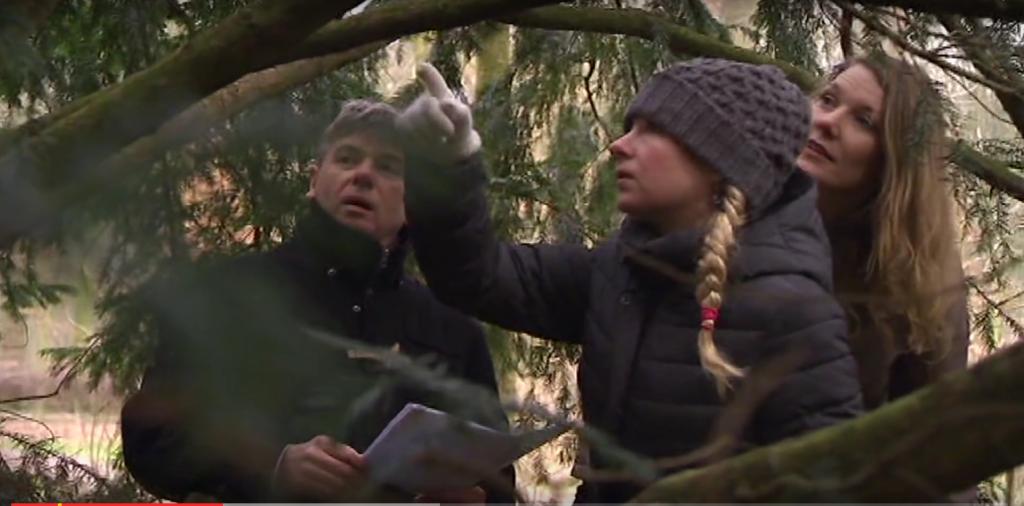 Huub Jaspers, Sanne Terlingen en Hanna Möllers doen onderzoek naar de laatste dagen van Kahsay Mekonen
