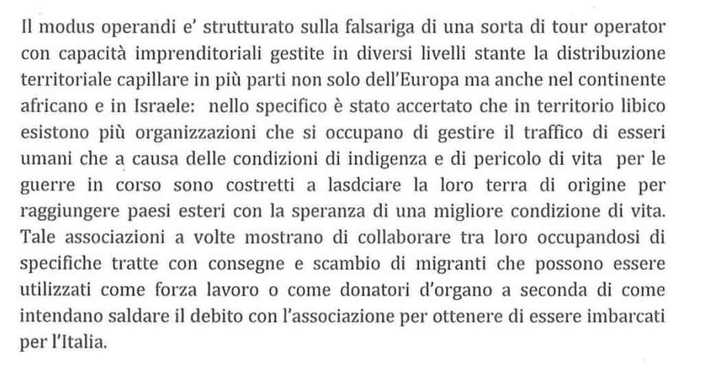 Italiaans dossier orgaanhandel