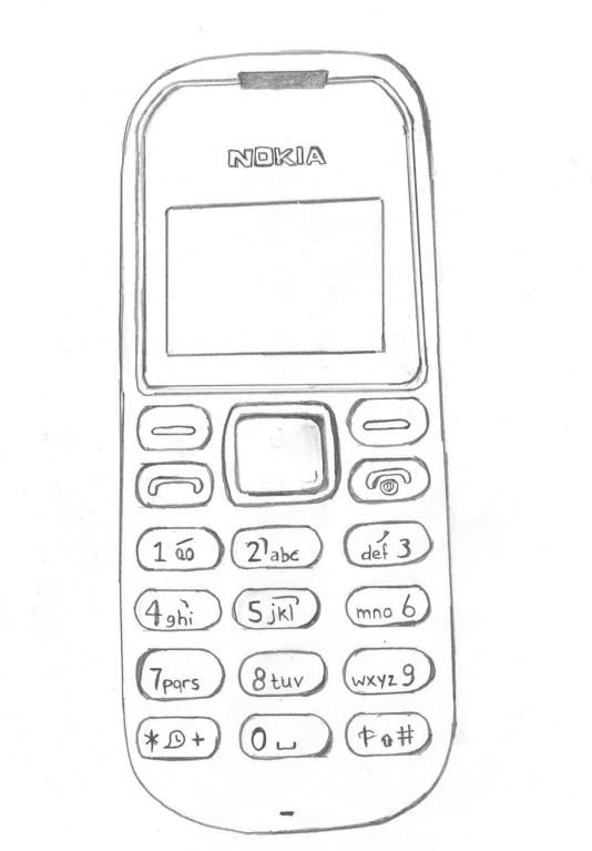 De Nokia die bij het lichaam van Kahsay Mekonen werd gevonden