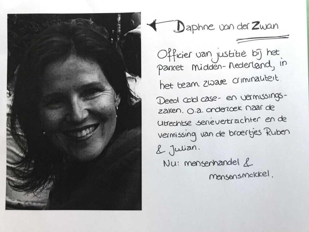 Daphne van der Zwan